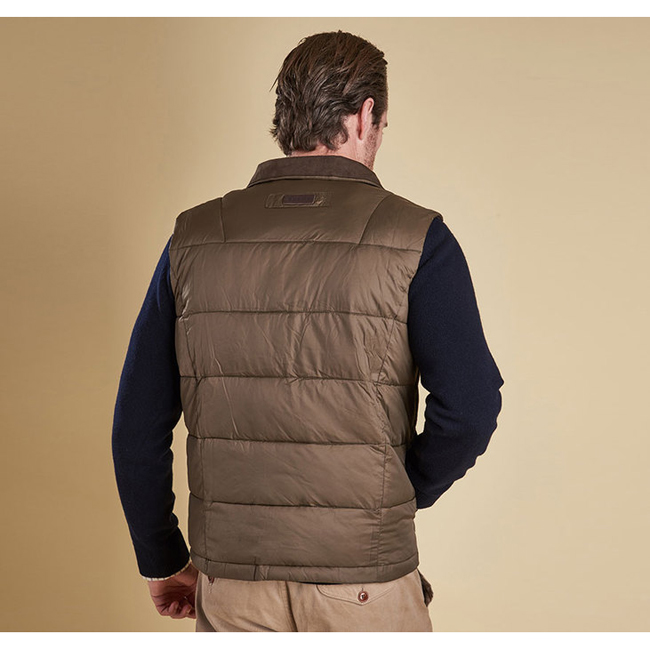 Barbour Men COLWARMTH QUILTED GILET Olive Sale