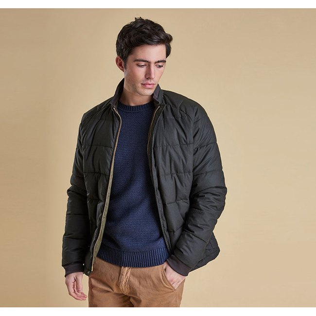 Barbour Men ARDWELL WAX JACKET Light Olive Sale