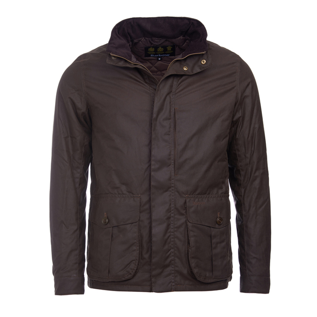 Barbour Men PORTAL WAX JACKET Peat Sale