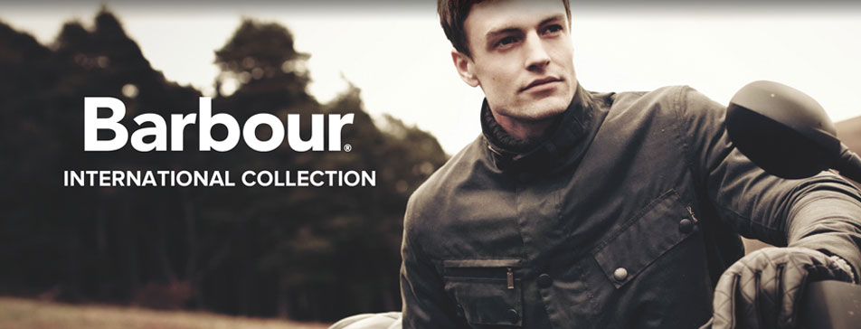 Barbour International Jackets