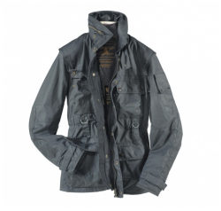 Barbour Field Jacket Black In Discount