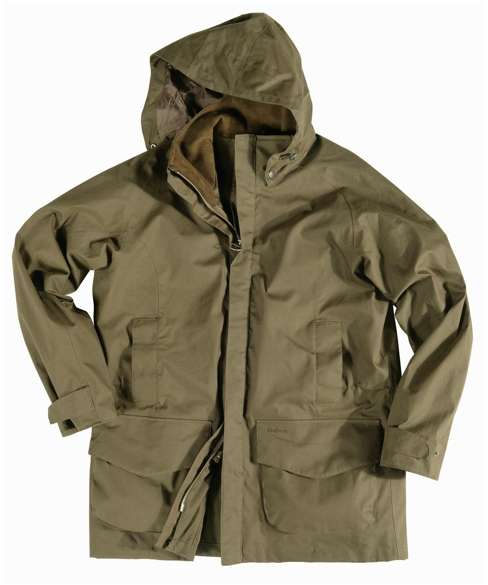 Barbour Mens New Crossfell Jacket- Olive In Discount