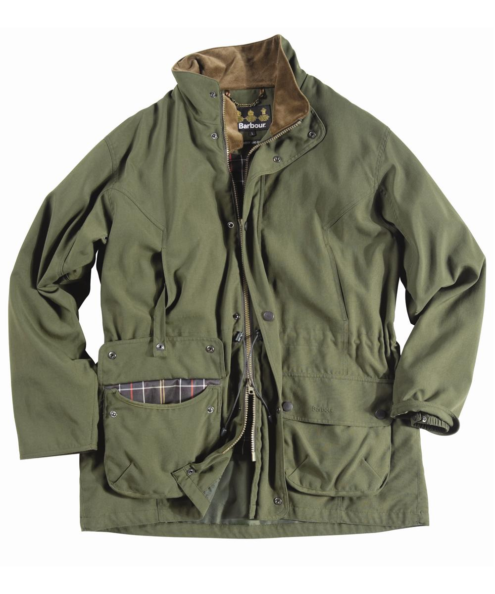 Barbour Mens Berwick Endurance- Dark Olive In Discount