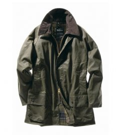Barbour Classic Beaufort Jacket- Olive In Discount