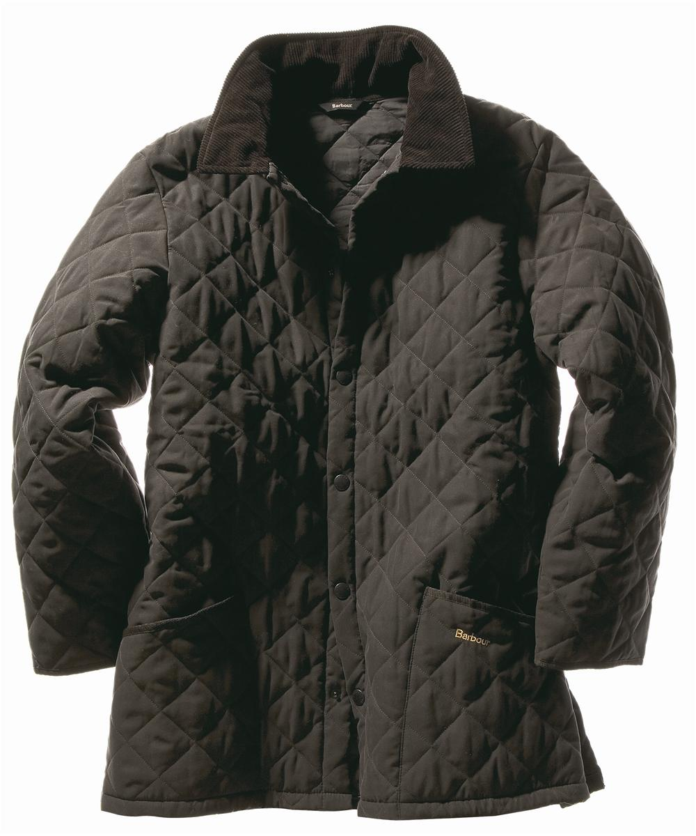 Mens Barbour Eskdale Jacket- Dark Brown In Discount