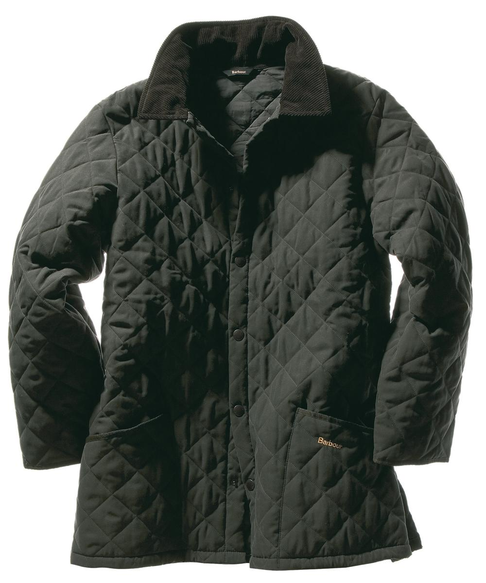 Mens Barbour Eskdale Jacket- Black In Discount