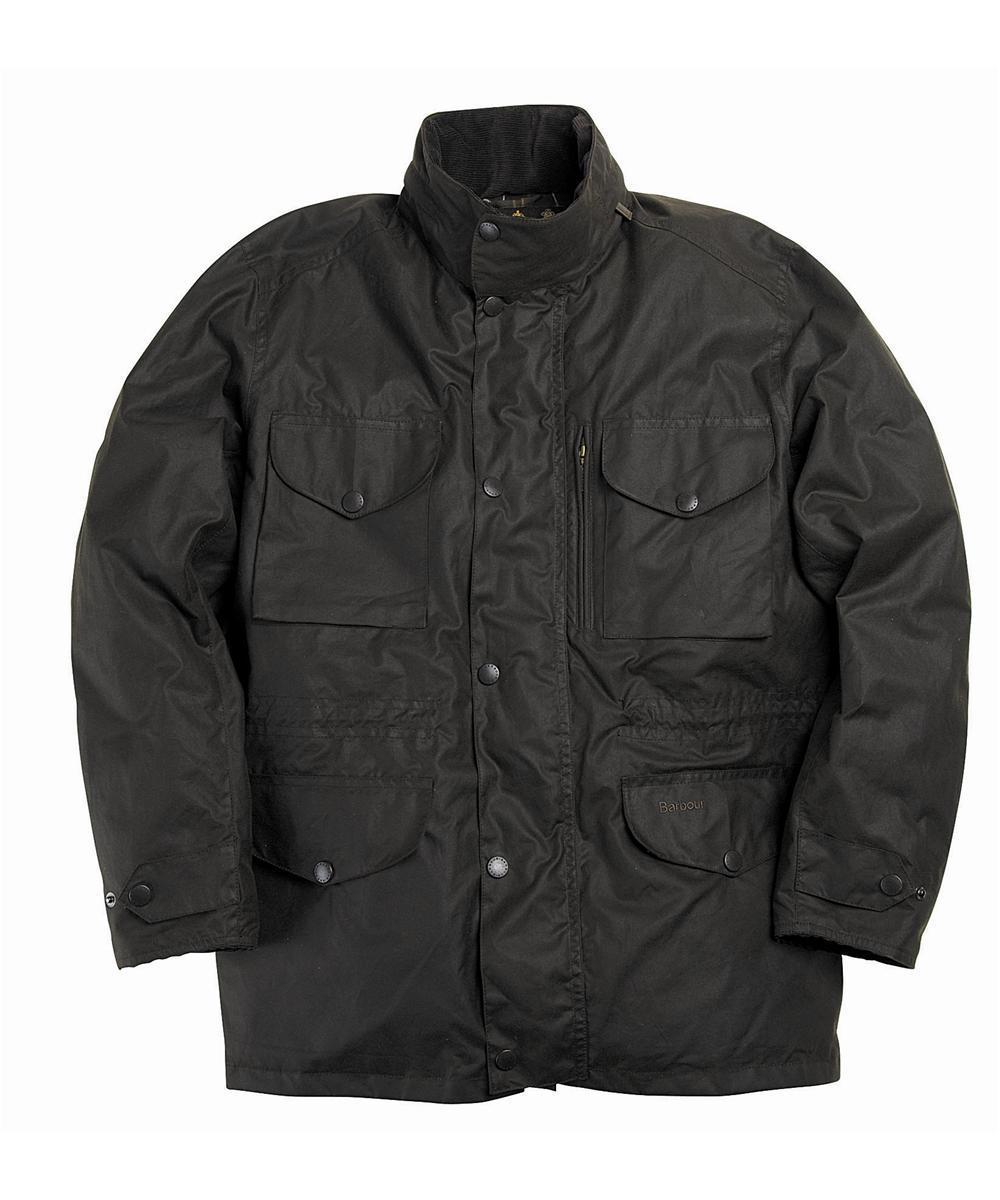 Barbour Sapper Jacket- Olive In Discount