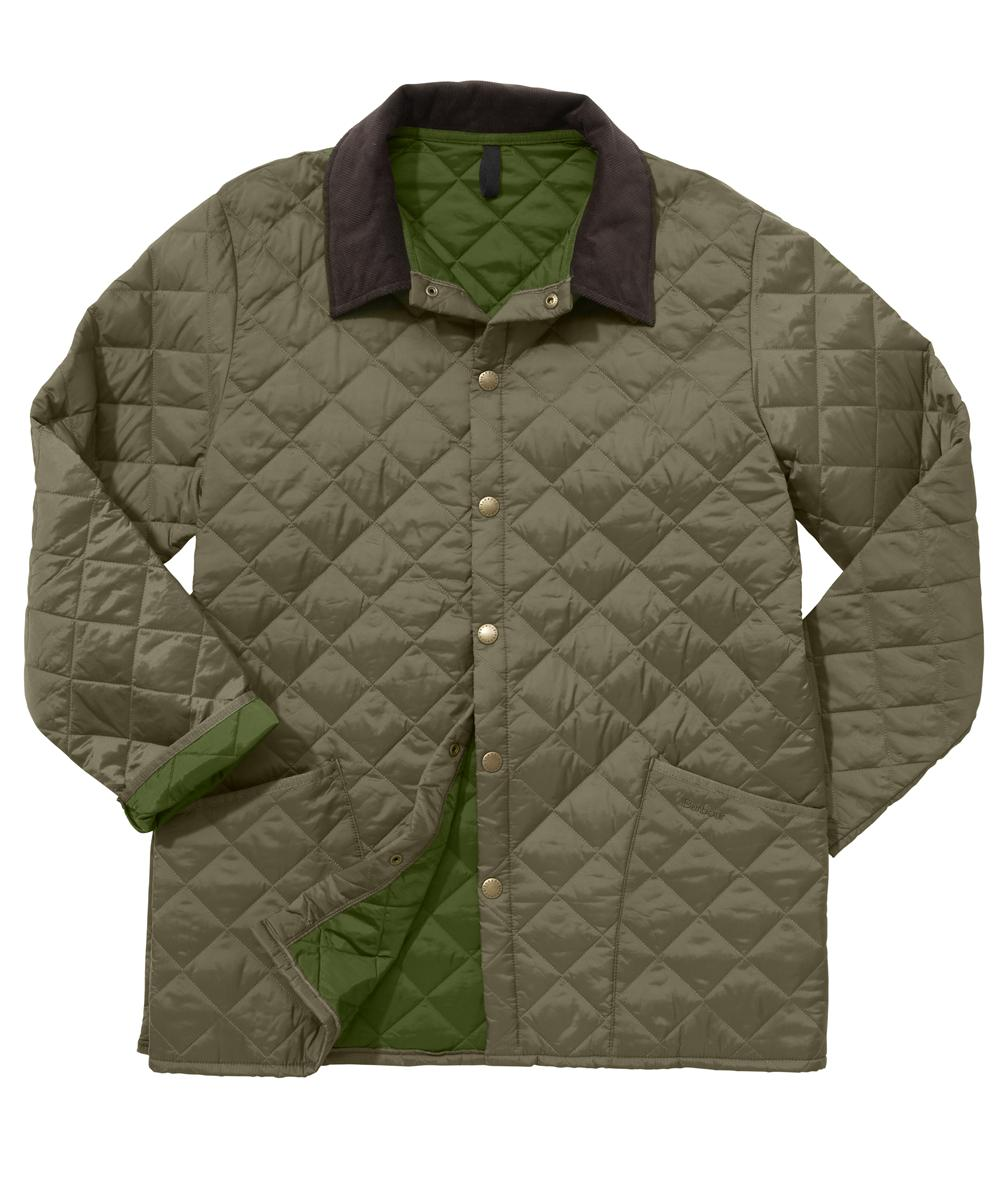 Barbour Liddesdale Jacket- Olive | Turf In Discount