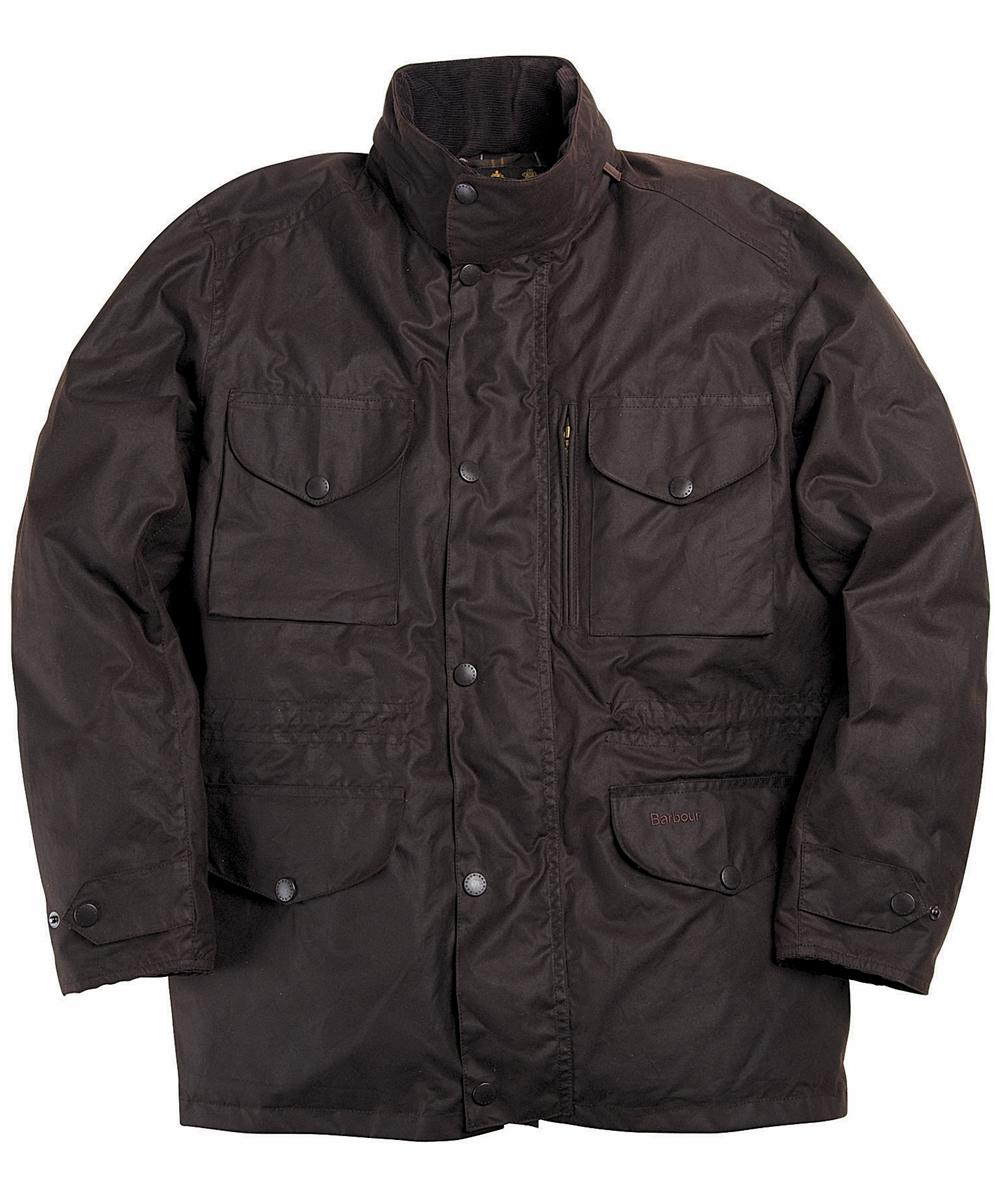 Barbour Sapper Jacket- Rustic In Discount