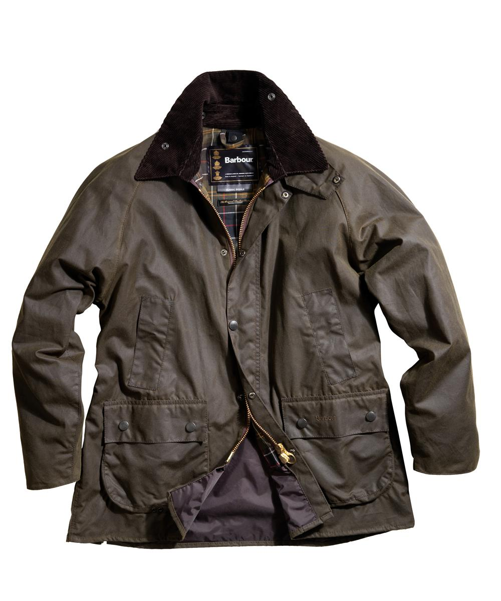 Barbour Classic Bedale Jacket- Olive | Classic Tartan In Discount