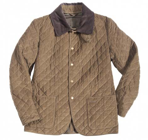 Mens Barbour Bant Jacket Taupe In Discount