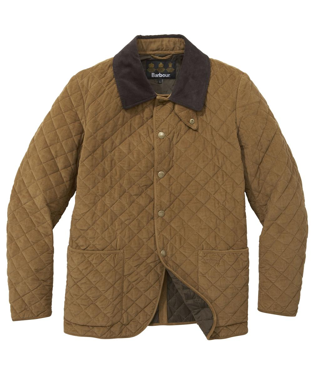 Mens Barbour Bant Jacket Earth In Discount