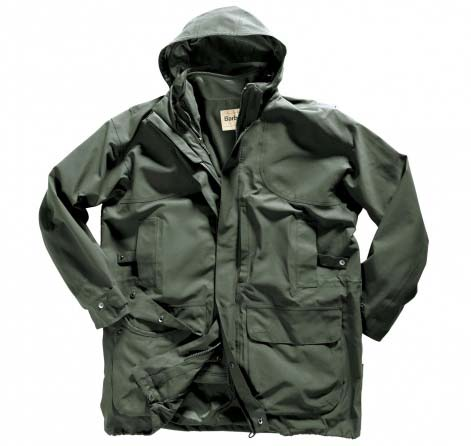 Barbour Sporting Ultimate 3 in 1 Jacket In Discount
