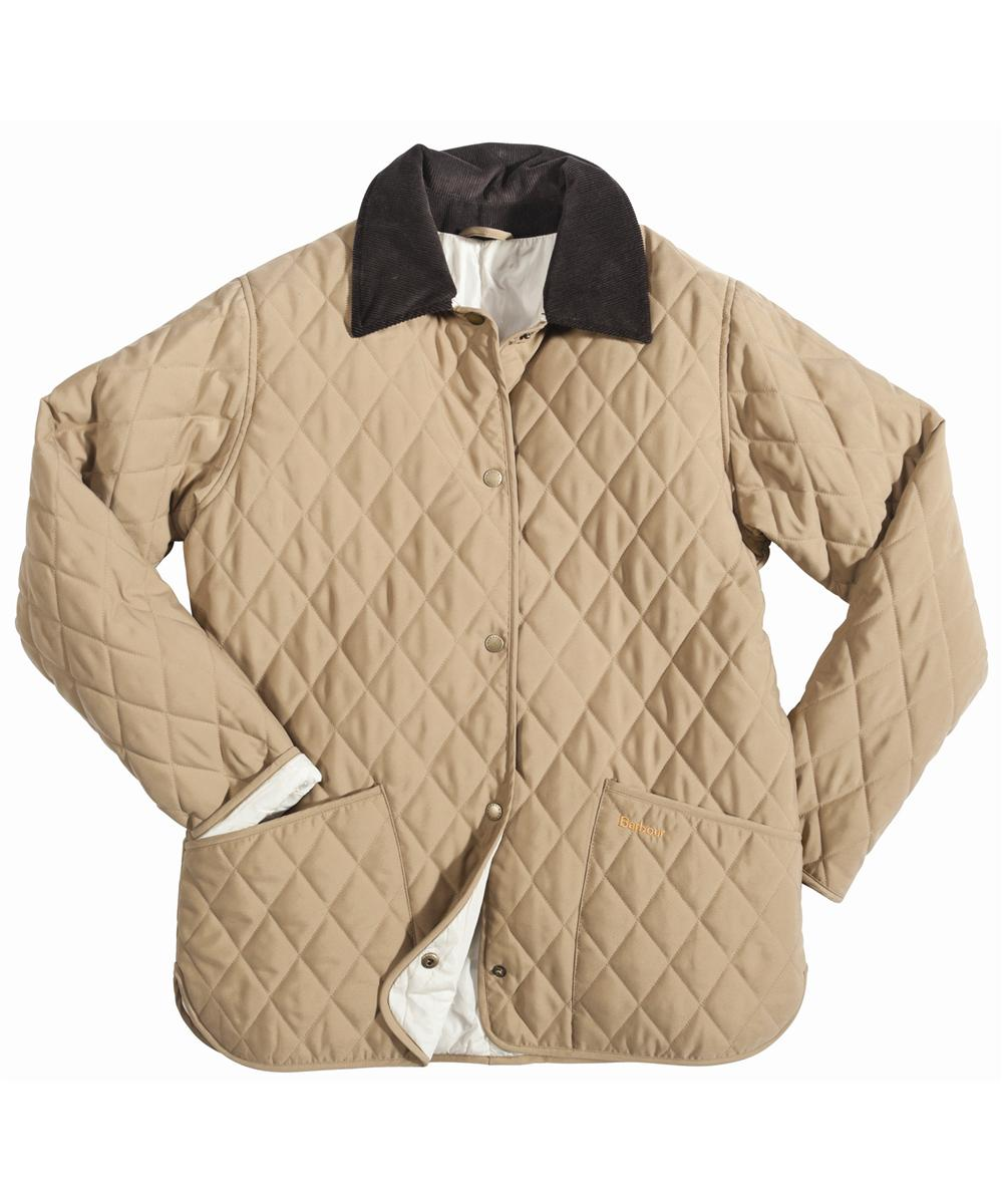 Barbour Eskdale Quilted Jacket Sandstone Sale