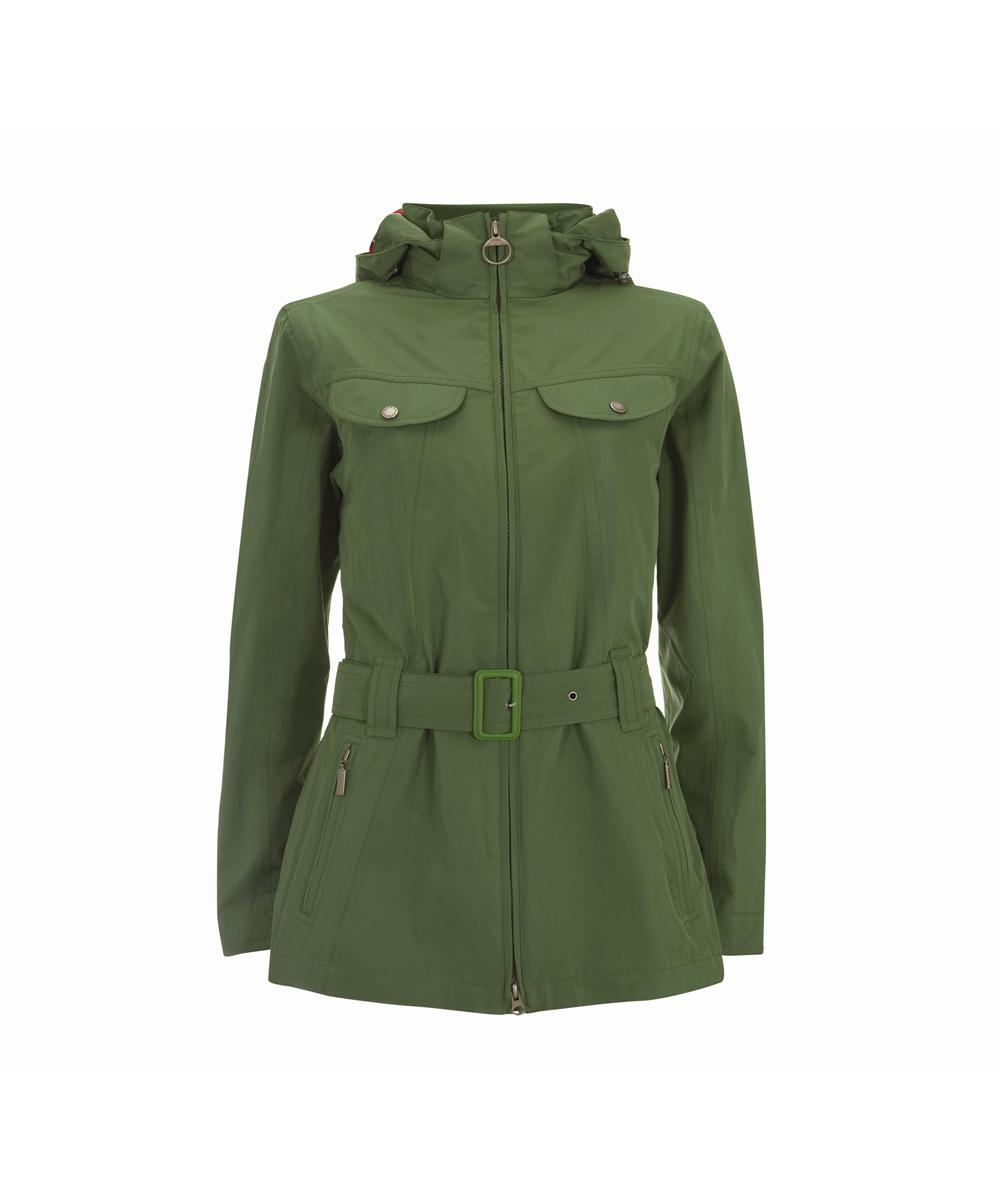 Barbour Liberty Cotton Touch Grace Waterproof Jacket - Turf Sale